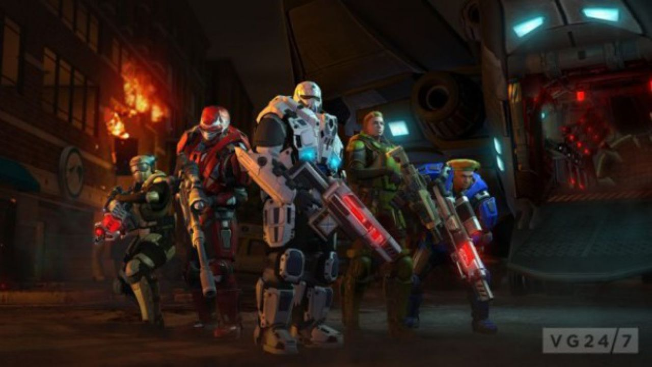 anteprima XCOM Enemy Unknown