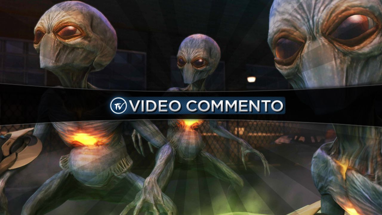 hands on XCOM: Enemy Unknown