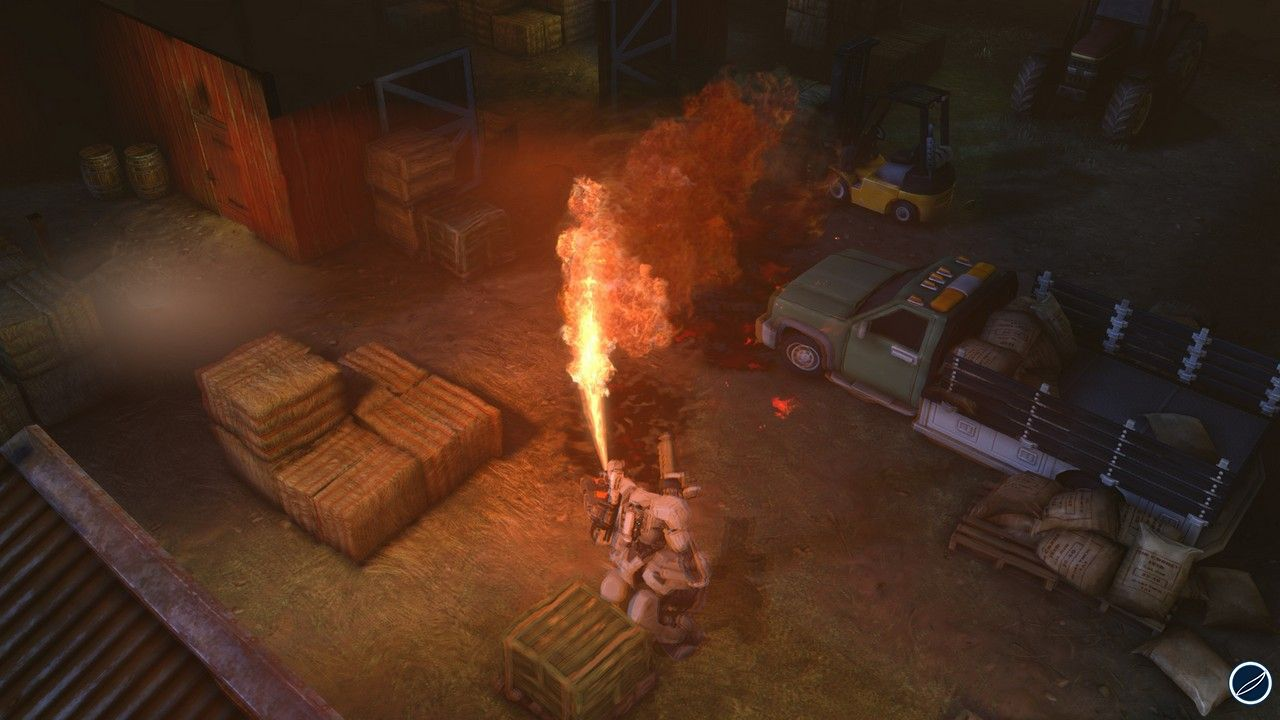 hands on XCOM: Enemy Within