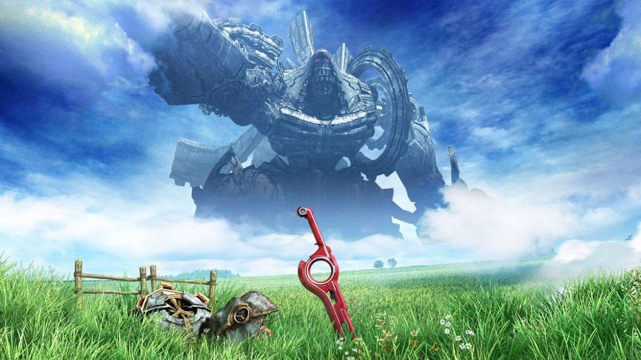 hands on Xenoblade Chronicles