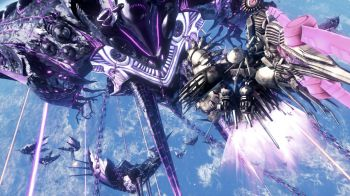 Xenoblade Chronicles X - SoundSteps
