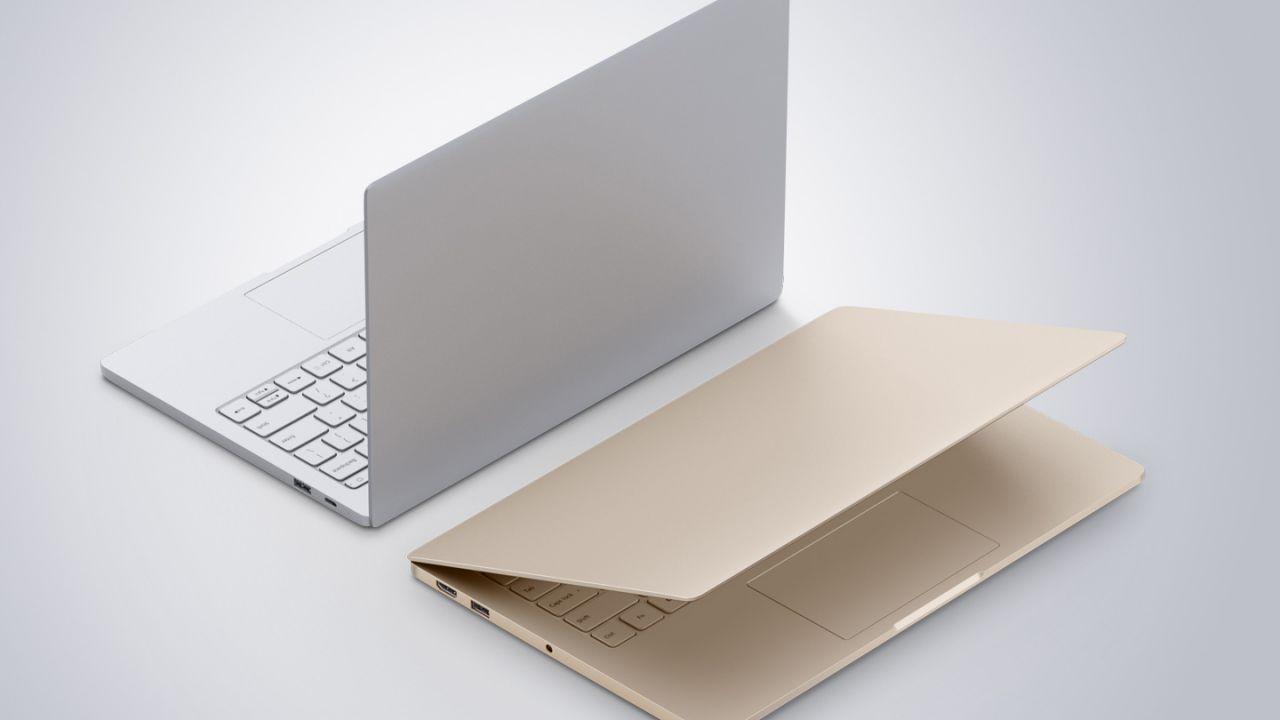 Xiaomi Mi Notebook Air ufficiali
