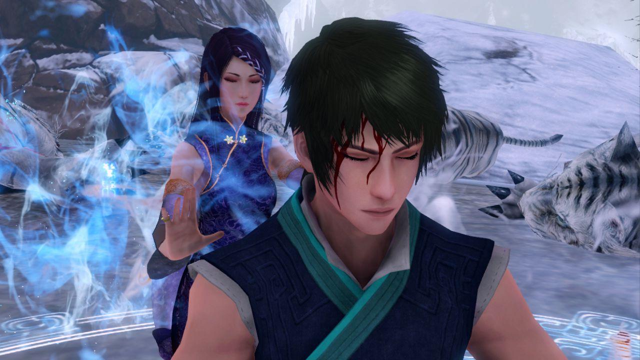 recensione Xuan Yuan Sword EX - The Gate of Firmament