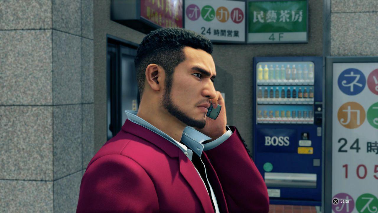 Yakuza Like A Dragon su PS5: malavita giapponese in versione next gen