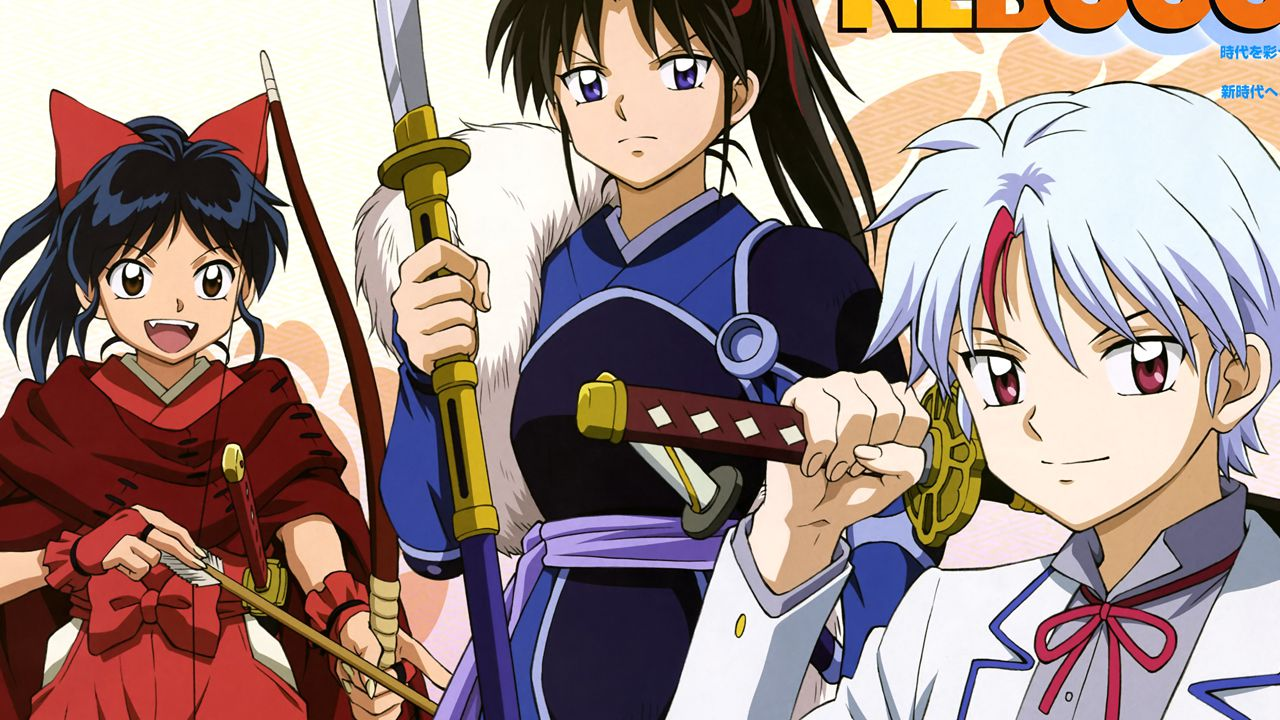 first look Yashahime Princess Half-Demon: il sequel di Inuyasha su Crunchyroll