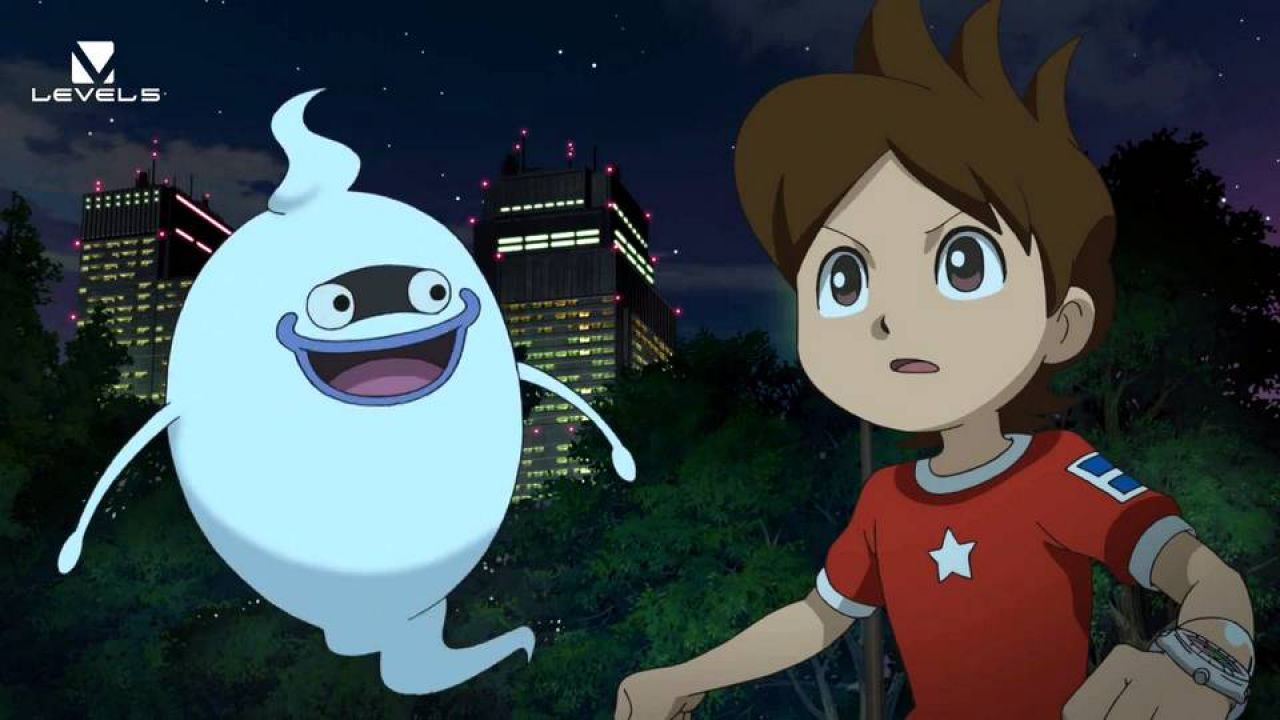 Provato yokai watch 28694 everyeye.it