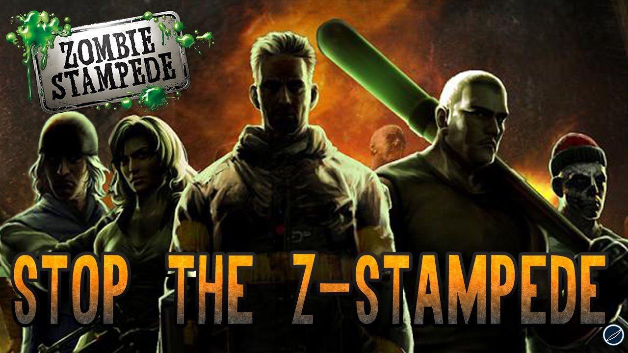 recensione Zombie Stampede