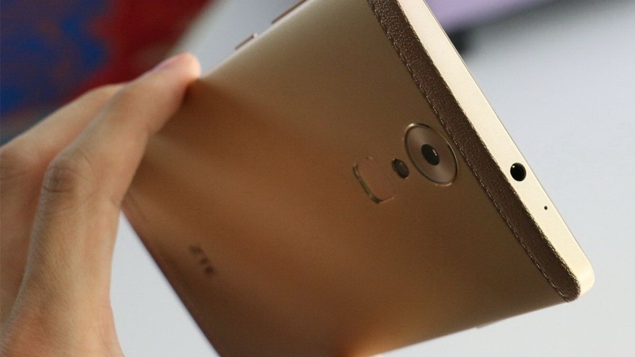 anteprima ZTE Axon Max: phablet da 6' con SoC Snapdragon 617