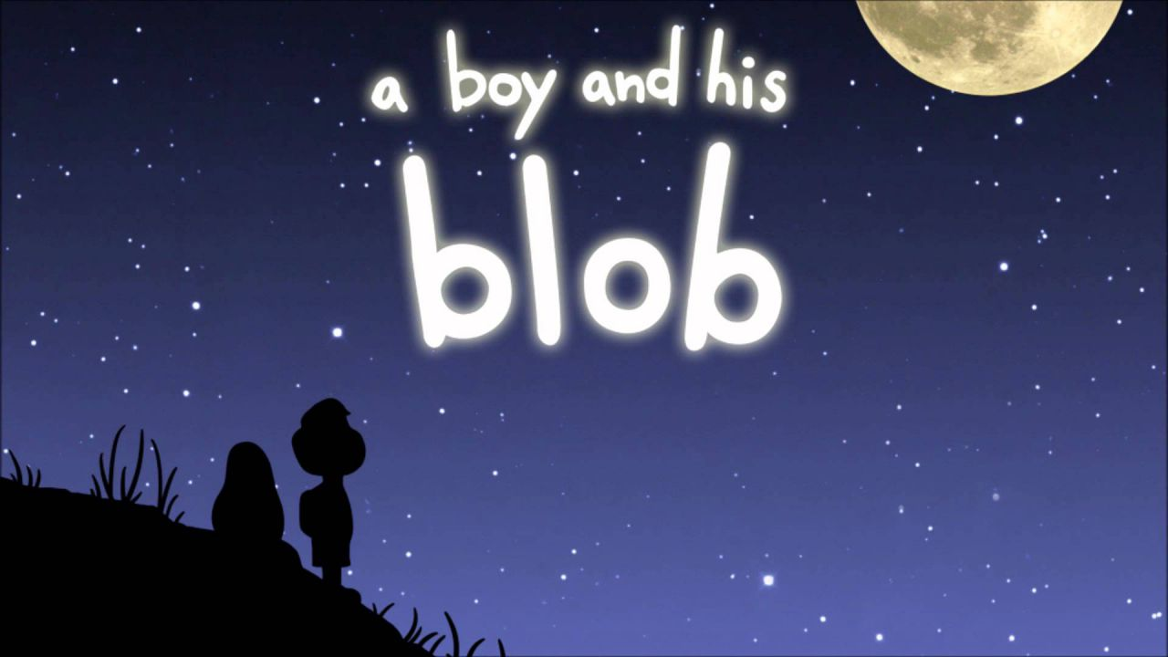 Nessun A Boy and His Blob per Nintendo 3DS