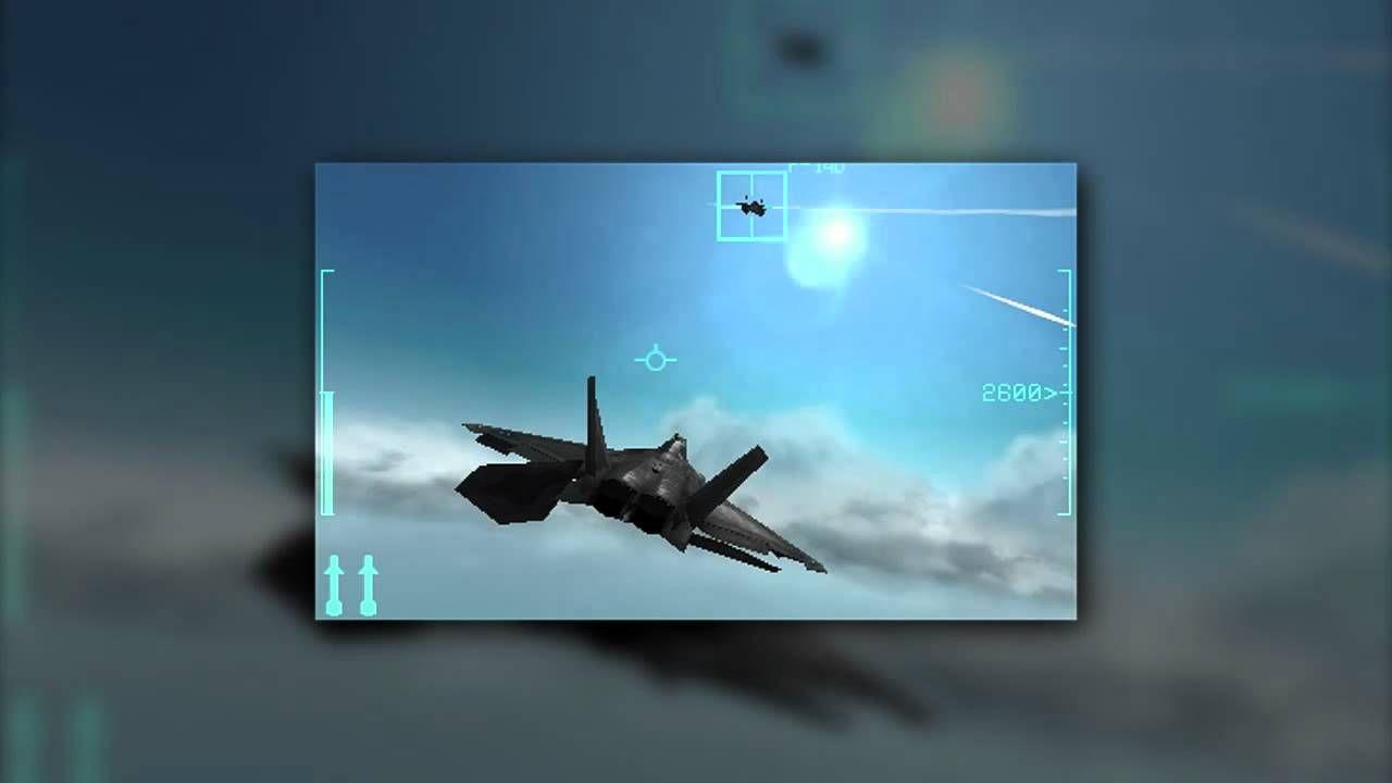 Namco Bandai lavora su Ace Combat 3D per Nintendo 3DS
