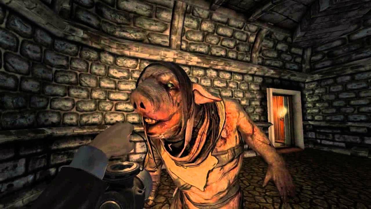 Amnesia: A Machine for Pigs è previsto per il prossimo Halloween