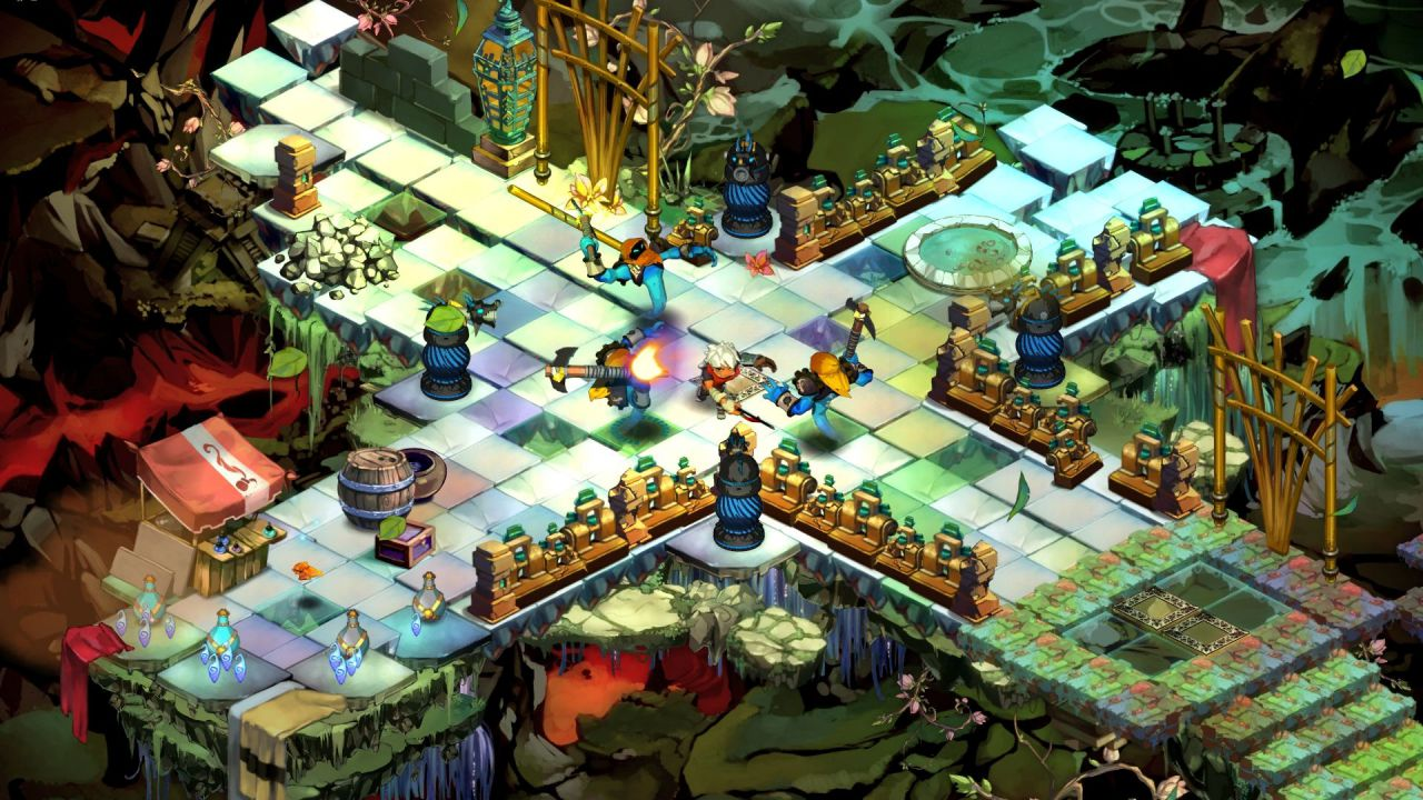 Bastion: la colonna sonora disponibile in formato digitale, presto su CD