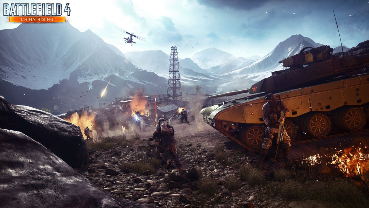 Battlefield 4 con gli effetti sonori di Star Wars in un video