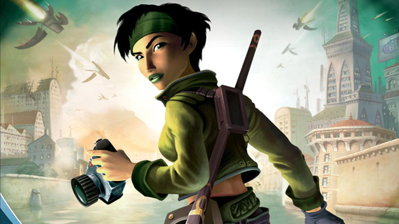 Beyond Good & Evil, Ubisoft annuncia il remake in HD