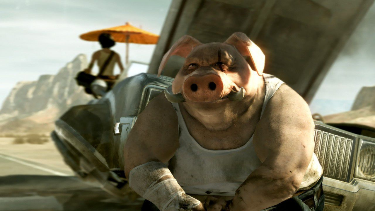 Beyond Good and Evil 2: un video dal prototipo