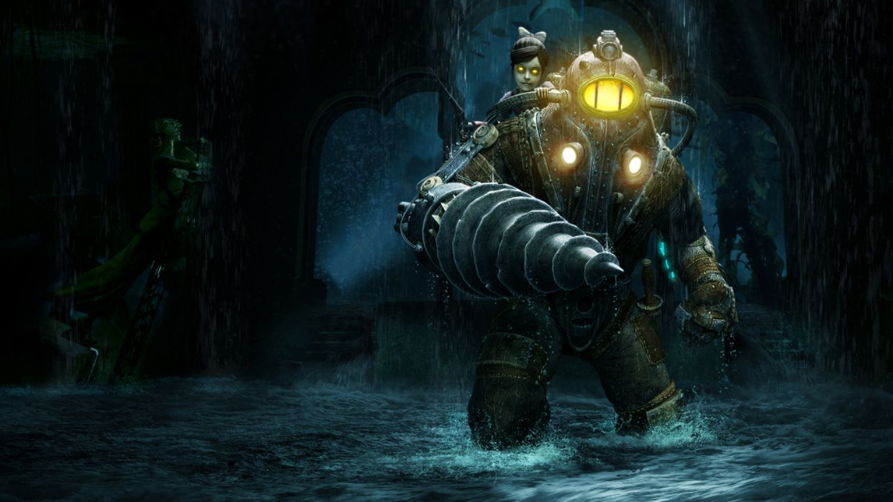 Bioshock 2, Rapture Metro in un DLC
