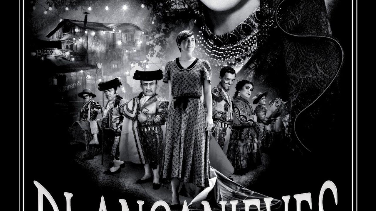 Blancanieves, trailer e sinossi del film muto sulla favola di Biancaneve