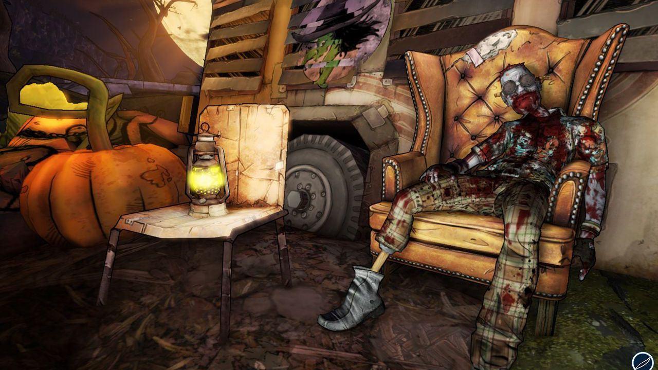 Borderlands 2 si mostra in nuovi screenshots