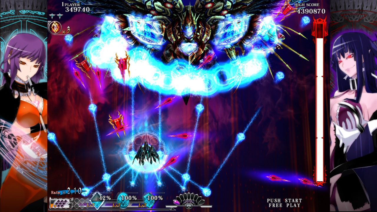 Caladrius Blaze: la versione PlayStation 3 uscirà ad agosto