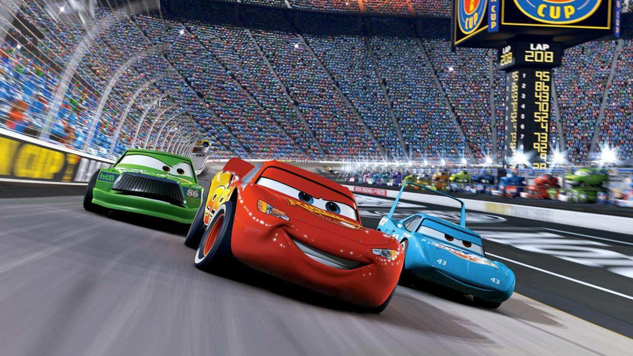 Cars  2, cinque minuti del divertente film Pixar ora on line
