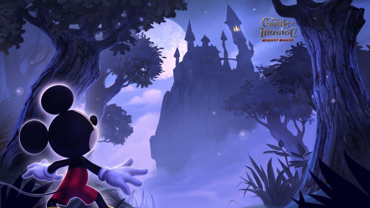 [Report] In arrivo un porting/remake di Mickey Mouse Castle of Illusion