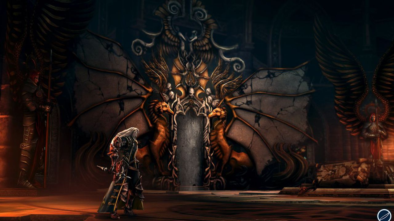 Castlevania Lords of Shadow: Mirror of Fate, gameplay in un video offscreen