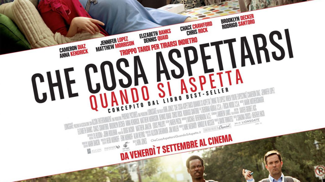 What to expect when you 39 re expecting trailer online for Quando si raccolgono i melograni
