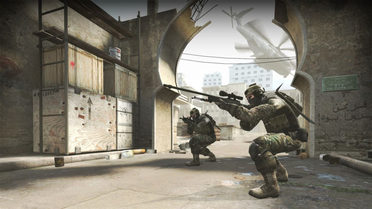 Con Counter-Strike: Global Offensive Valve vuole unire tutte le community di 1.6 e Source