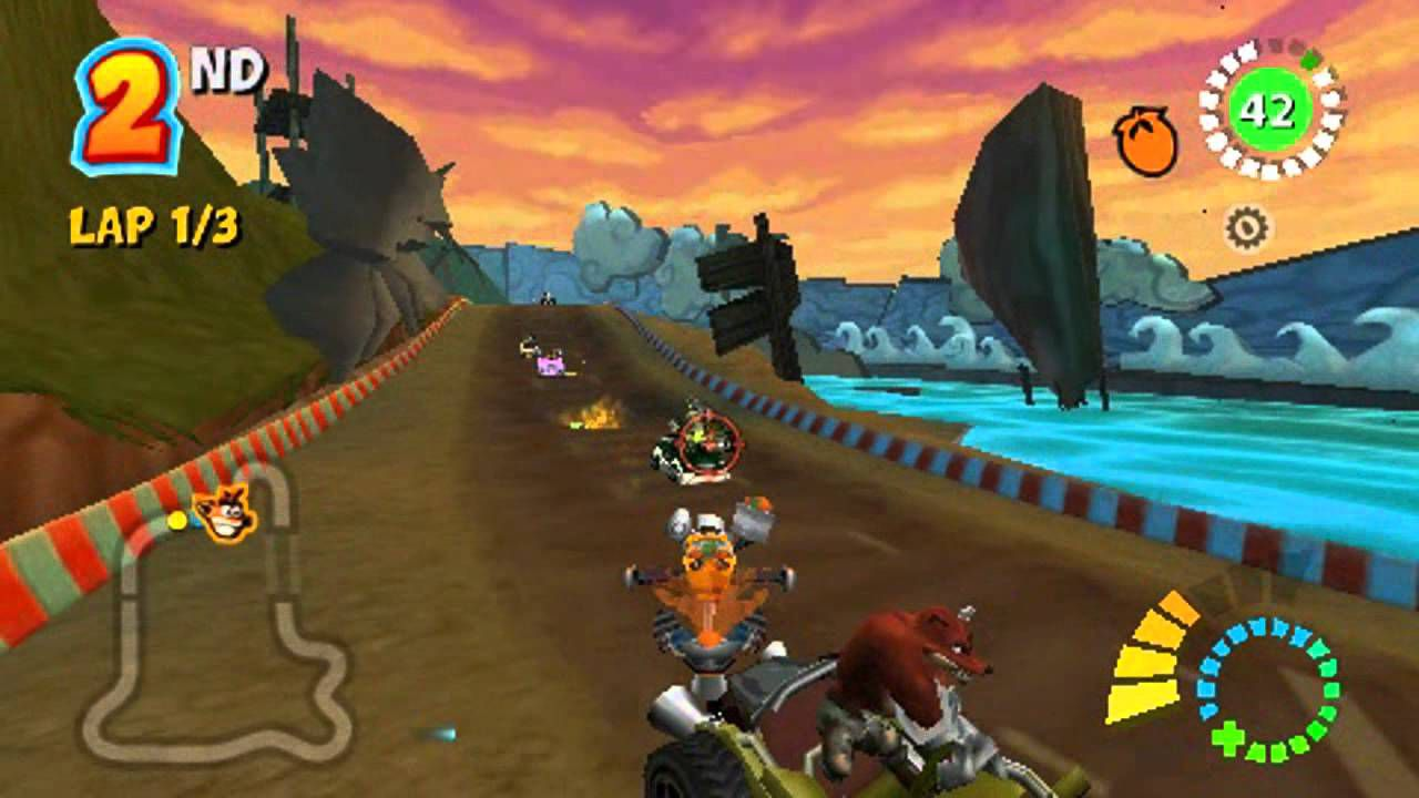 Un nuovo Crash Team Racing è in sviluppo
