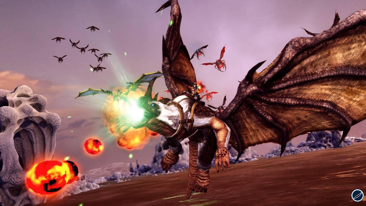Crimson Dragon: demo appare sull'Xbox Live Marketplace giapponese per errore
