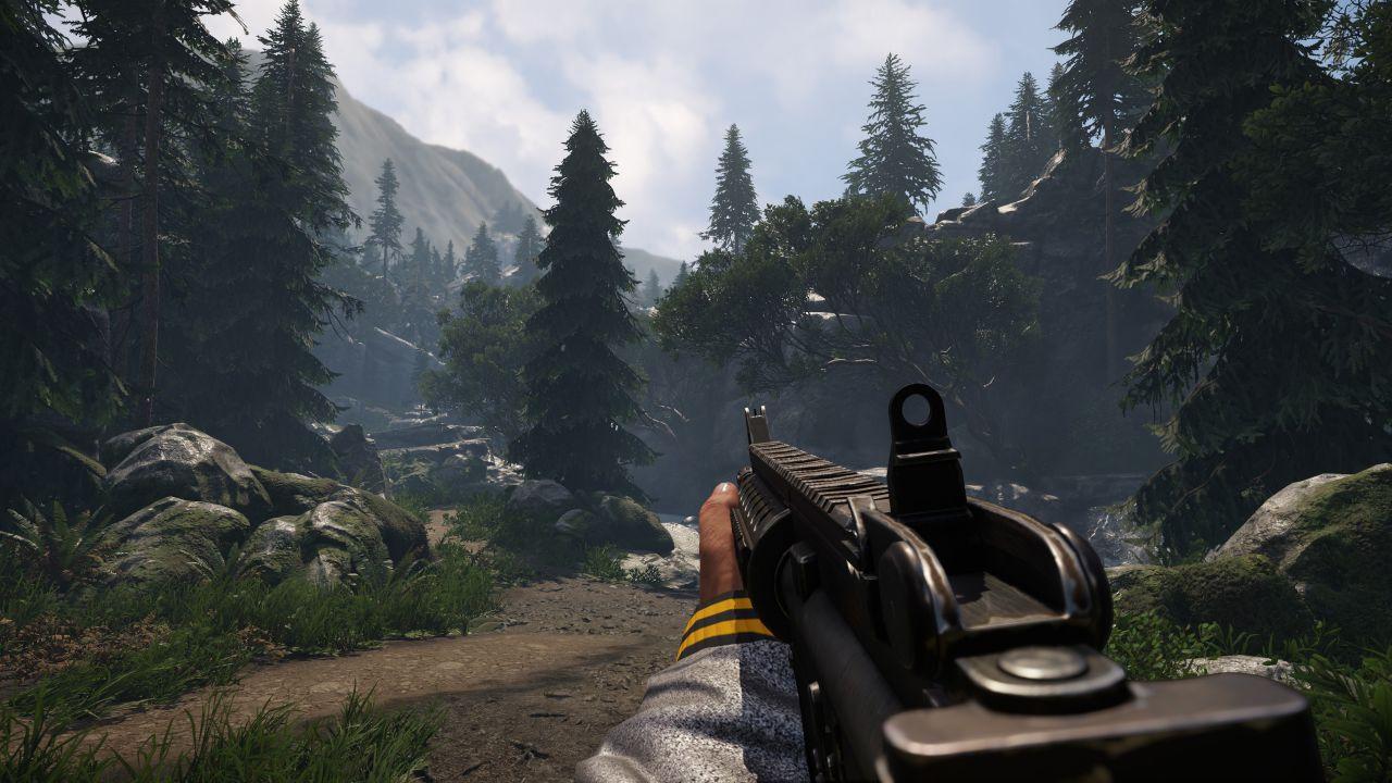 Arkhane e Battle Cry Studios al lavoro su un titolo basato sul Cry Engine