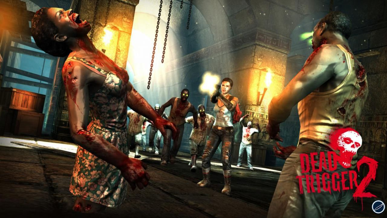 Nvidia mostra Dead Trigger 2