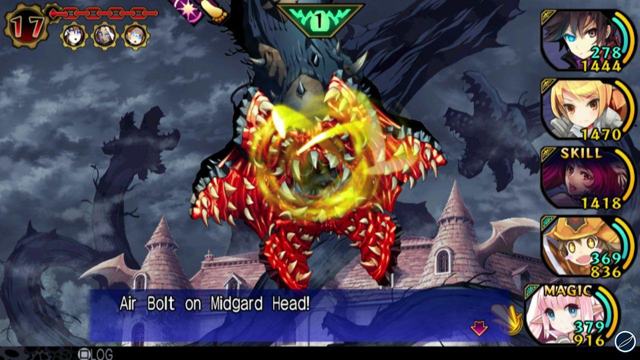 Kadokawa Games annuncia un nuovo action RPG per PS Vita: Demon Gaze