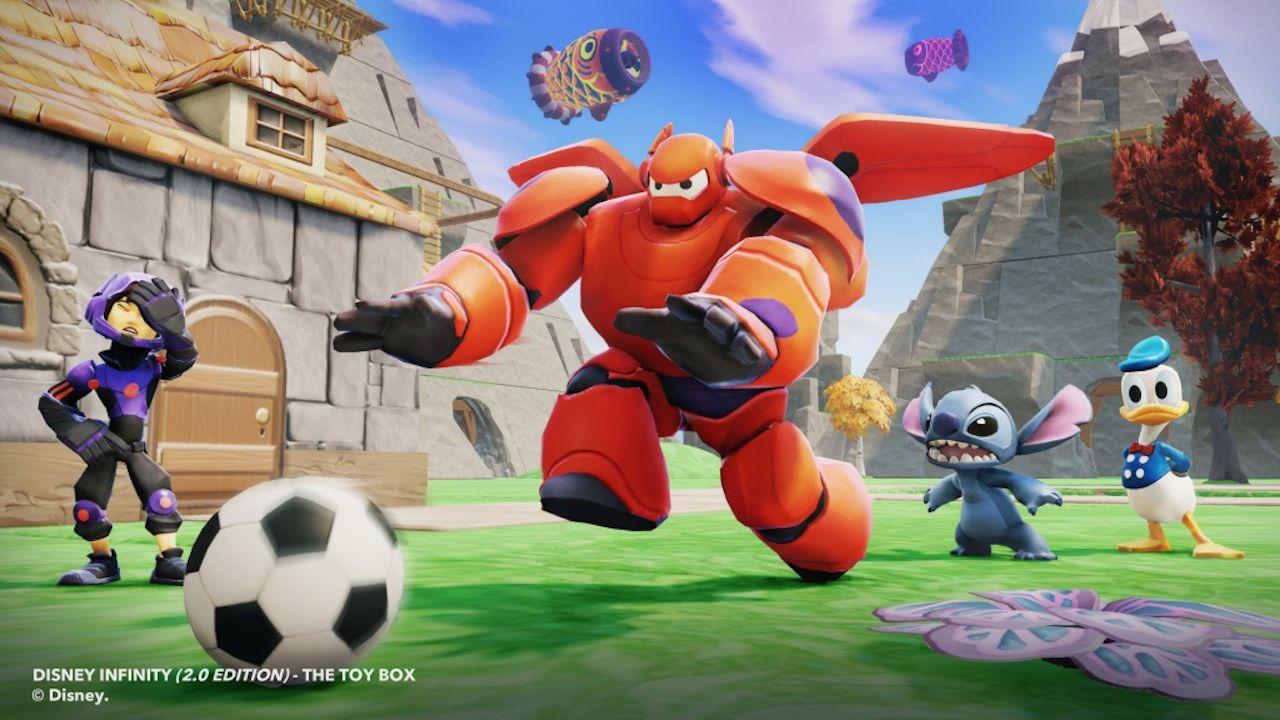 Disney Infinity 2.0: video con tredici minuti di gameplay