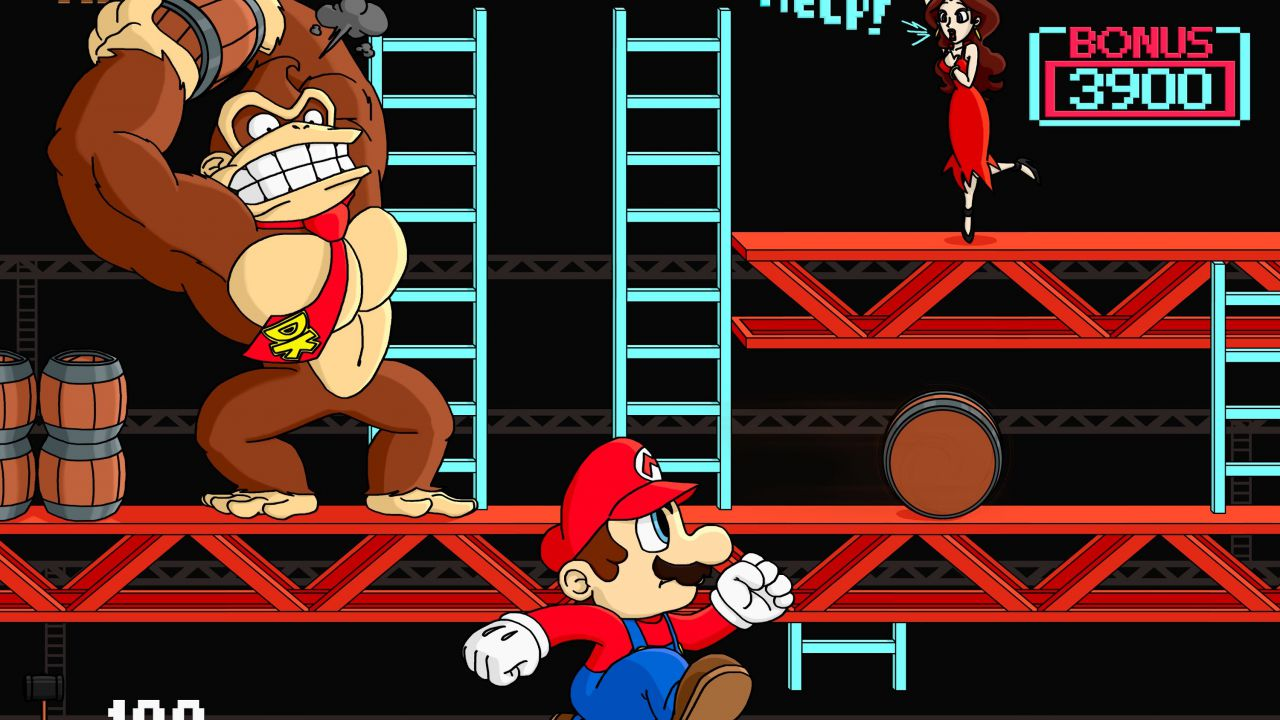 Remake freeware per Donkey Kong