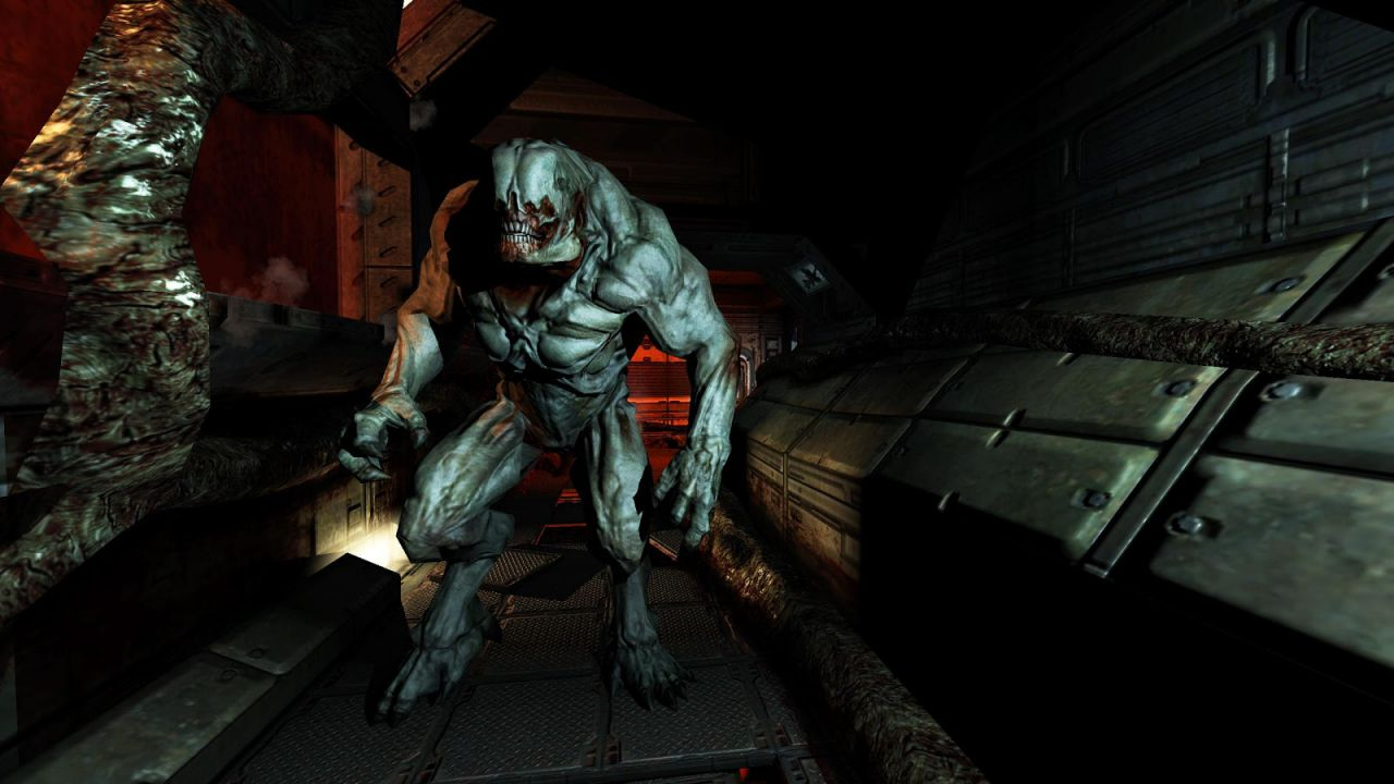 Doom 3 e la sua espansione Resurrection of Evil ritornano su Steam
