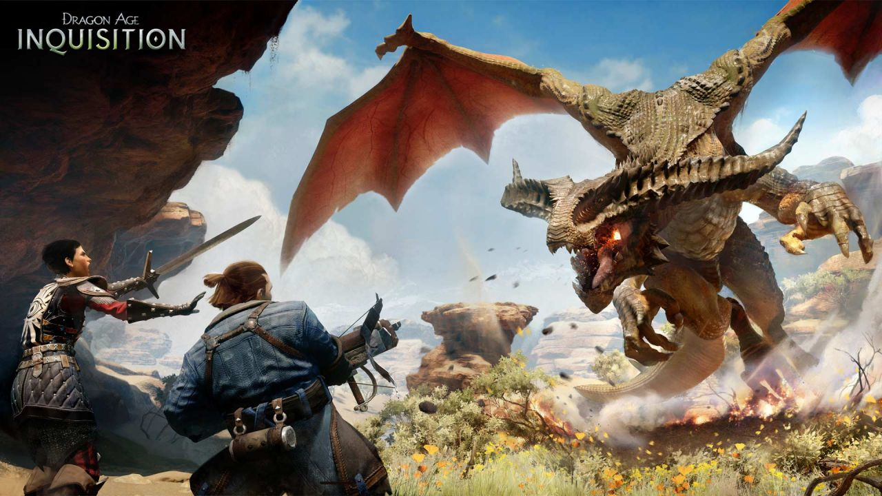 Concept Art per Dragon Age Inquisition