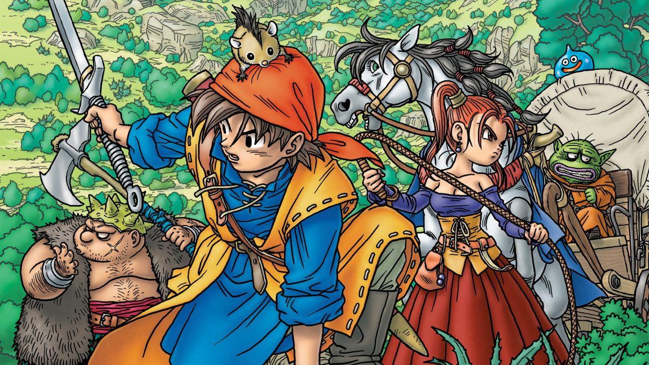 Dragon Quest: il prossimo capitolo è in sviluppo
