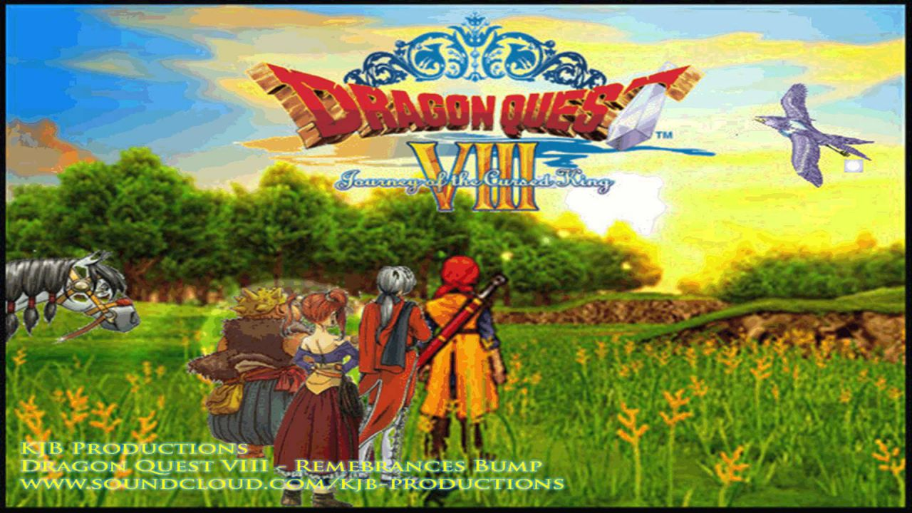 Dragon Quest VIII: Journey of the Cursed King in offerta per iOS e Android