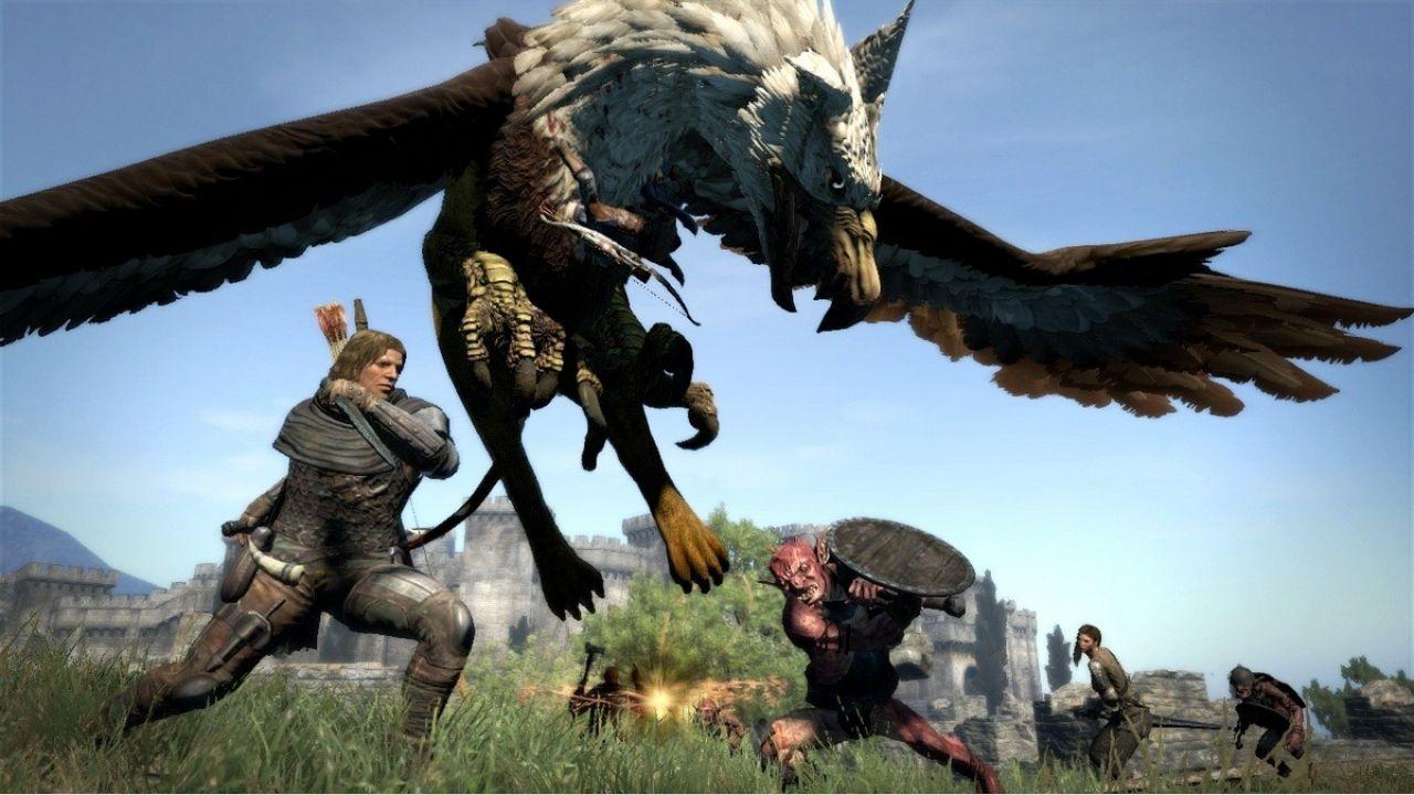 Dragon's Dogma Online: Capcom registra il marchio in Europa