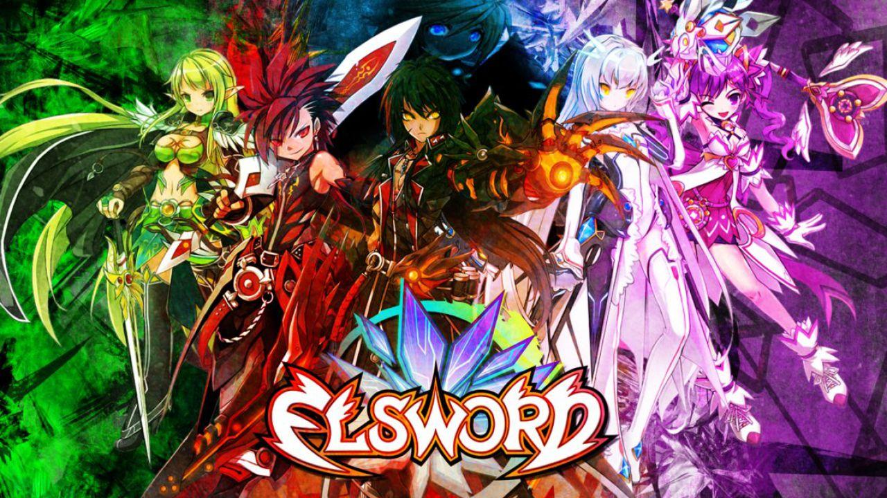 Elsword: annunciati i primi 5 personaggi
