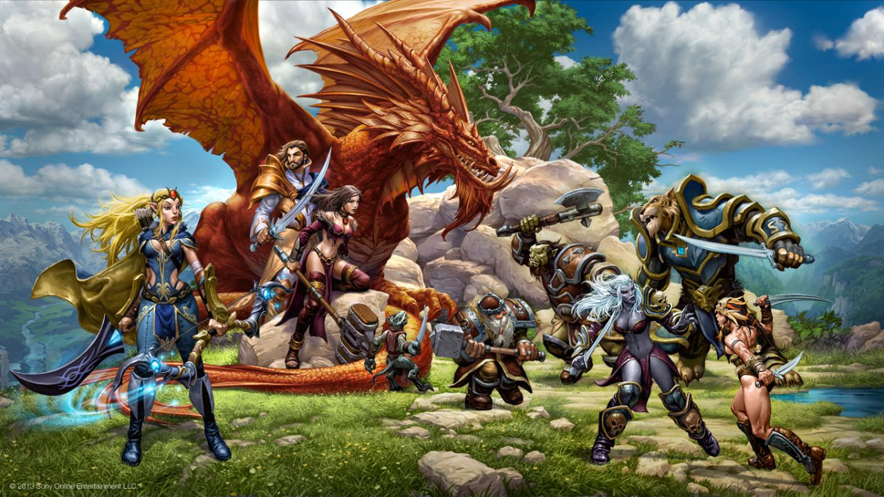 EverQuest Next arriverà anche su PlayStation 4
