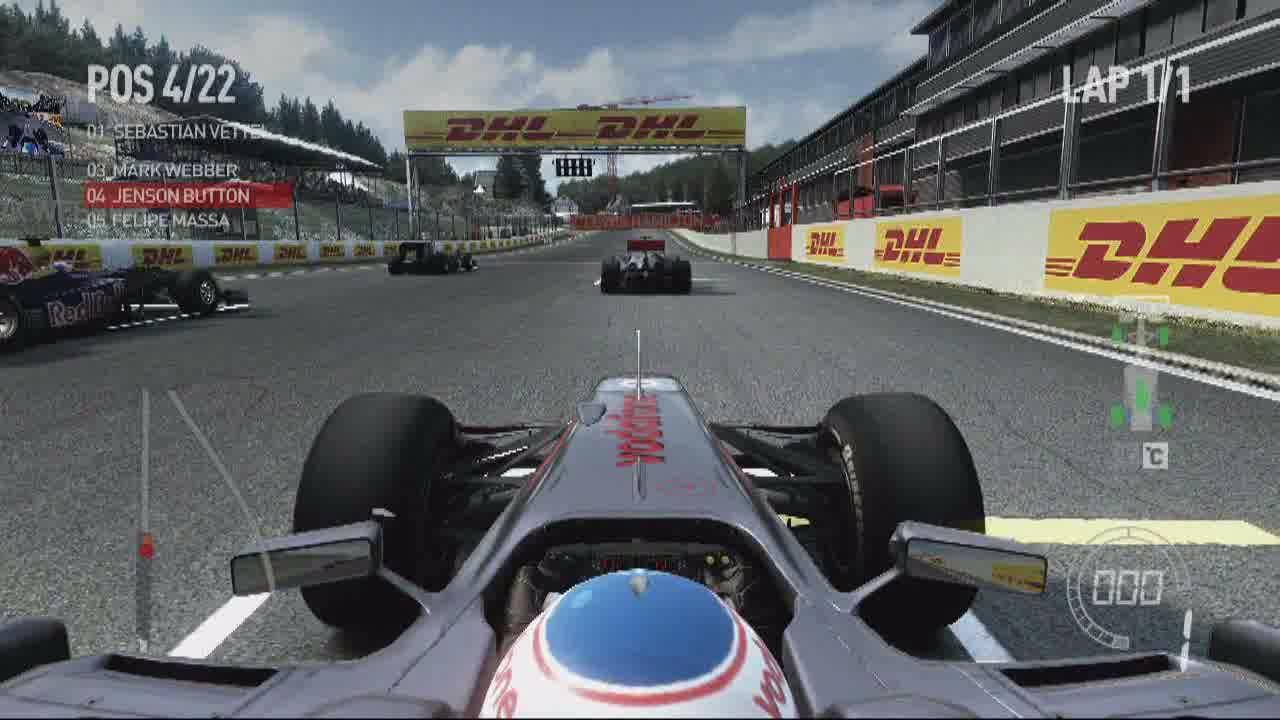 F1 2010, pubblicati i requisiti minimi per PC