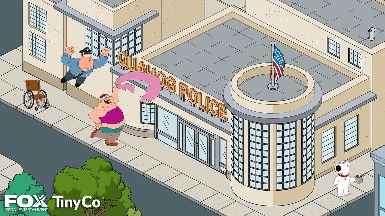 Family Guy The Quest for Stuff, data di uscita annunciata
