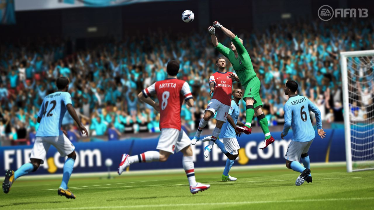 Electronic Arts celebra la EA SPORTS Football Challenge 2013
