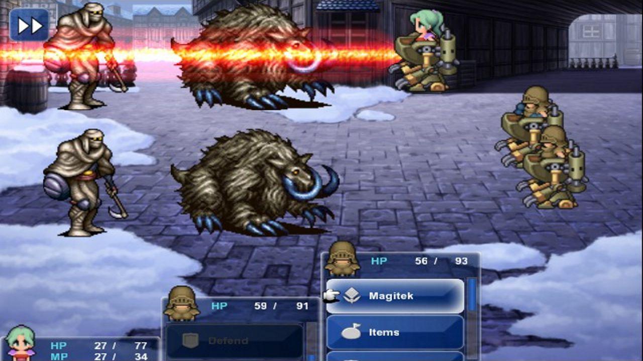 Anche Final Fantasy VI presto su PSN?