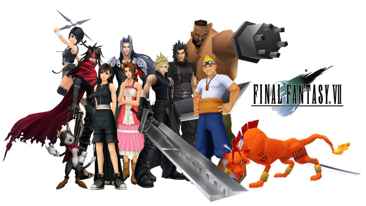 Final Fantasy 7 scontato su Steam