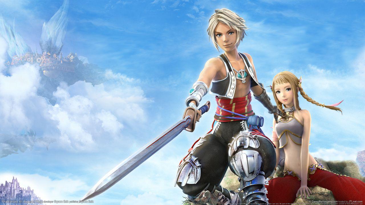 Project Fortress: lo spin-off cancellato di Final Fantasy XII in nuovi artwork