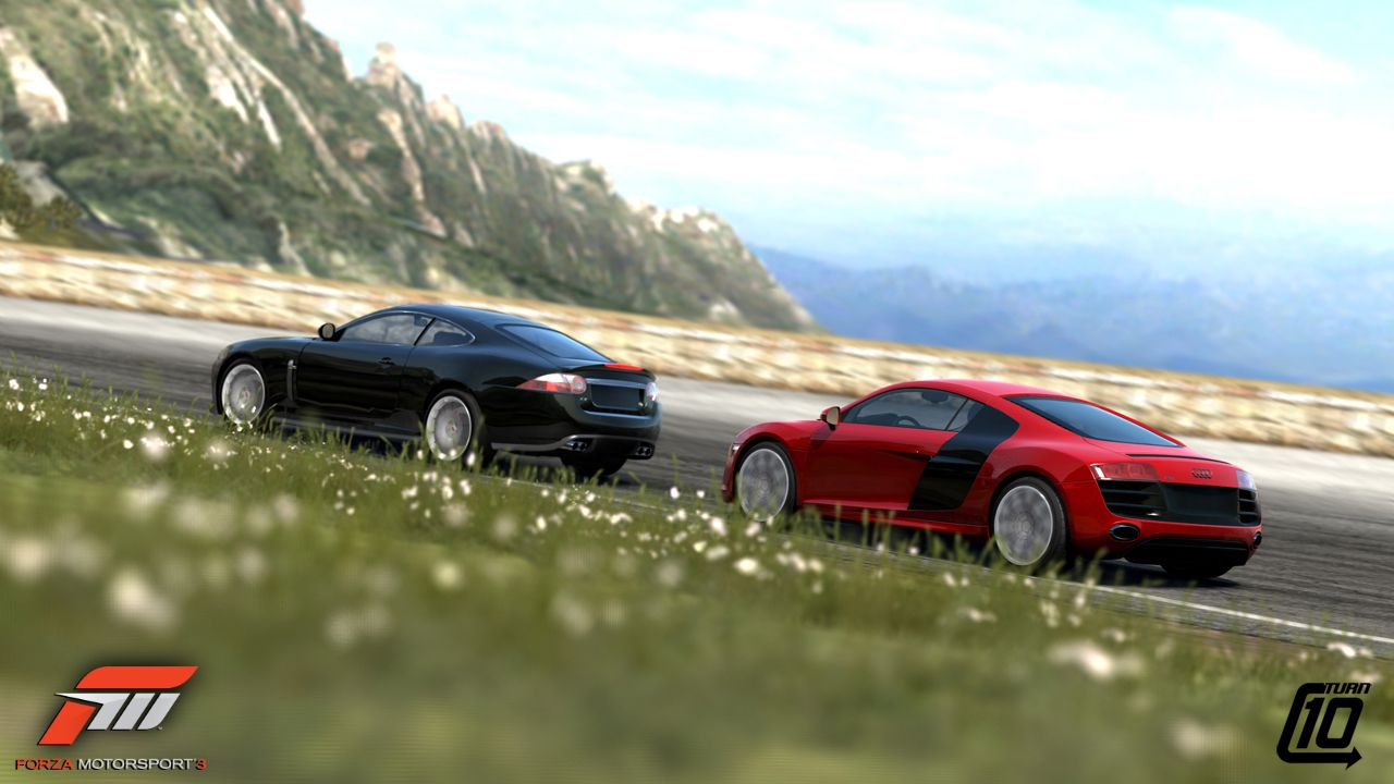 Forza Motorsport 4: nuove immagini per il bonus pre-ordine e per il tracciato Top Gear
