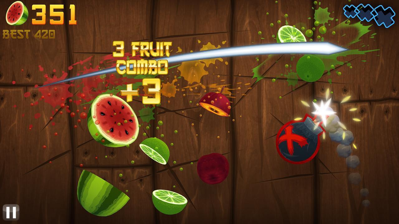 Fruit Ninja gratis su App Store per un periodo limitato